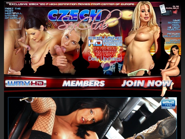Czech Sex Club Ccbill