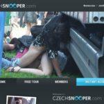 Czech Snooper With Direct Debit