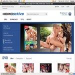 Homoactive Toys Password Login