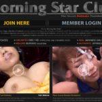 Morning Star Club Sign