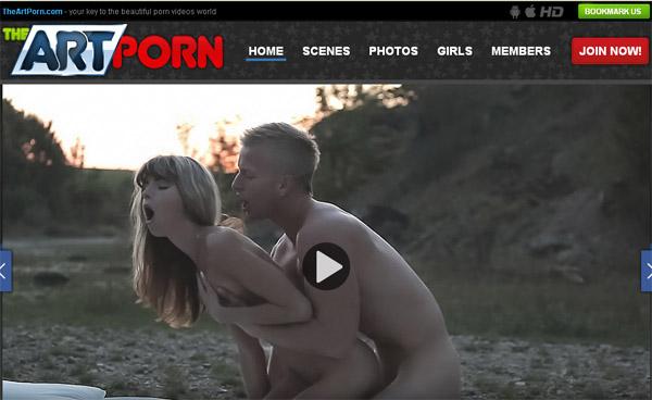 Real The Art Porn Accounts