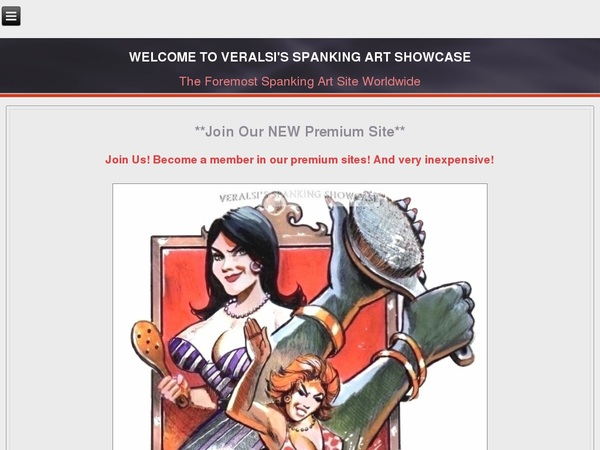 Veralsis Spanking Art Password Info