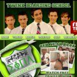 Twink Boarding School Member Discount