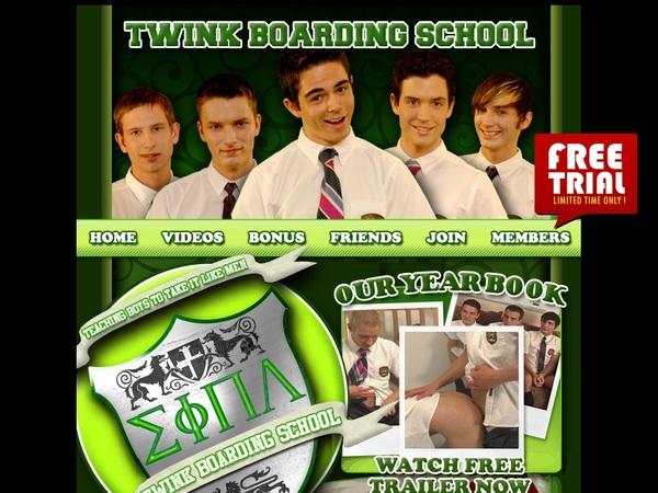 Twink Boarding School Nude