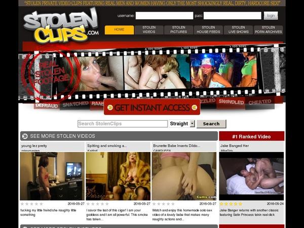 Stolenclips.com Sale