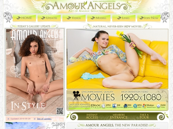 Amour Angels Logins Free
