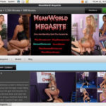 Meanworld Order Page
