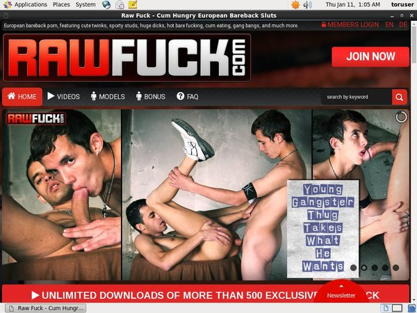 Rawfuck.com Discounted