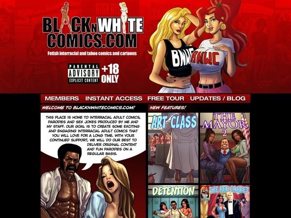 Black N White Comics Android