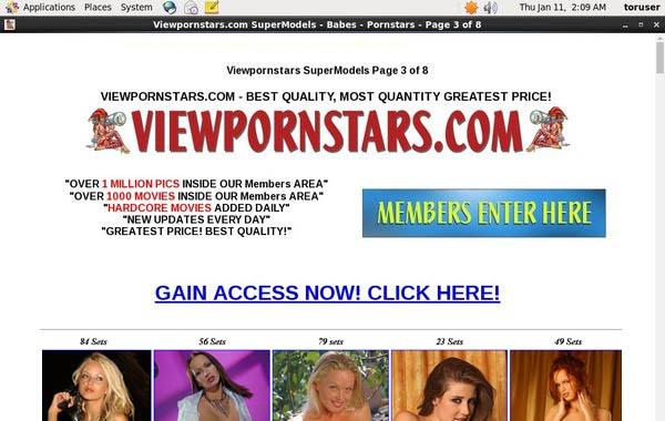 Viewpornstars.com Without Credit Card